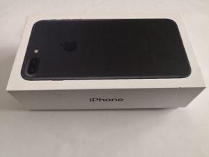 IPHONE 7 PLUS 128 MAT BLACK