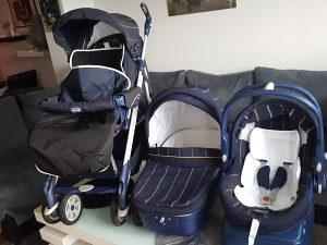 Chicco Ct 01 3u1 kolica za bebe