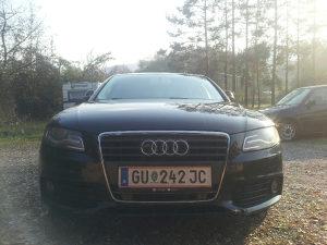 Audi kvaatro a4