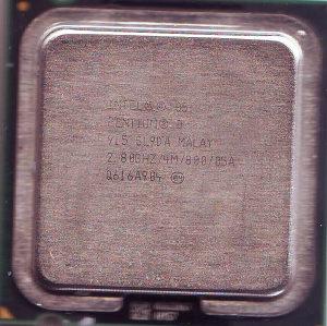 Intel Pentium D Processor 915