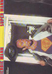 HERBIE MANN - SUPER MAN Lp