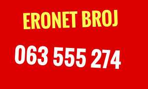 Eronet broj 063 555 274