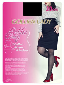 HULAHOPKA GOLDEN CURVY 20 GOLDEN LADY