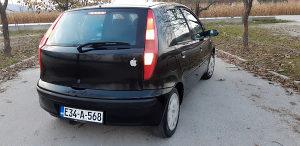 Fiat Punto AUTOMATIK REG 12/2018