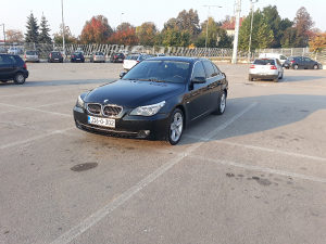 BMW E60 525XD 2008 GOD.