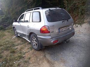 Hyundai Santa Fe dizel 85 kwreg