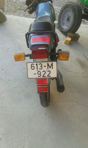 Motor Tomos bt50s