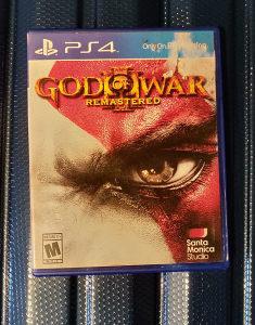 God Of War Remastered III PlayStation 4