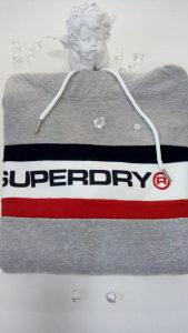 Superdry duks