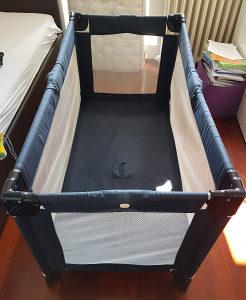 Krevetic za bebu - prenosni / putni