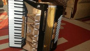 Harmonika Delicia 80 basova