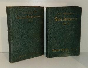 F.M.DOSTOJEVSKI-BRACA KARAMAZOVI 1-2 DIO