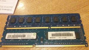 4 GB RAM DDR3 za Laptop LENOVO  NOVO