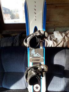 Snowboard daska