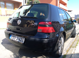 VW GOLF  4MOTION/registrovan