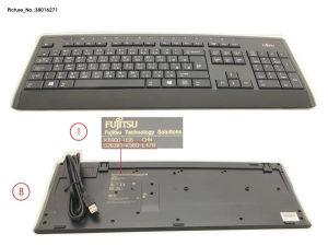 Keyboard KB900 - Fujitsu USB tastatura