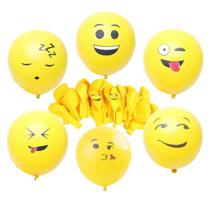 Baloni raznih emotikona