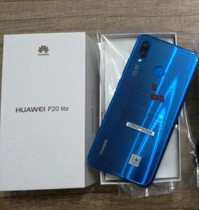 Huawei P20 Lite Plavi