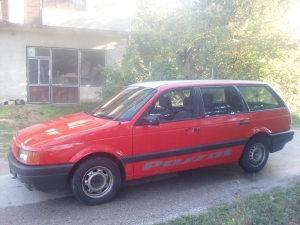 Volkswagen Passat 1,9 dizel reg