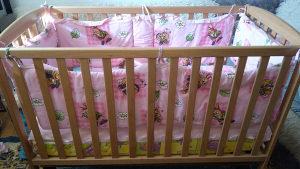 Djeciji krevetac