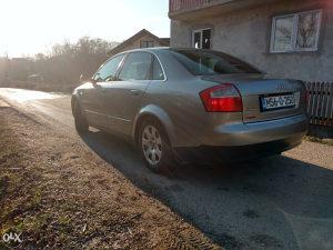 Audi a4 1,9 TDI 96KW