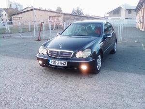Mercedes-Benz C 220 cdi u dobrome stanju