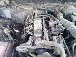 Motor 2.2 turbo isuzu