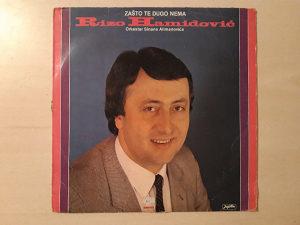 Gramofonska ploča Rizo Hamidović