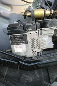 Vebasto webasto grijanje mercedes a klasa w168