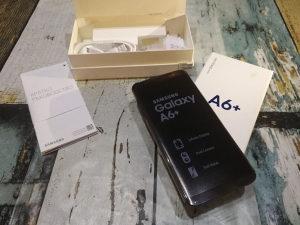 Samsung Galaxy A6 Plus (2018) / NOVO