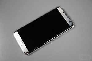 Samsung 7 edge srebreni