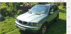 BMW X5 3.0i plin 2003 god.