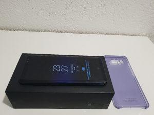Samsung S8 64gb Black / Extra stanje