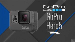 AKCIJA >>> GoPro KAMERA HERO5 BLACK (Hero 5) Go Pro 4k