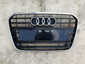 Prednja maska sa znakom Audi A6 4G 2011 - 2014 god