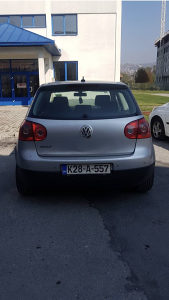 Volkswagen Golf 5 1.9TDI 105KS