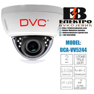 Video kamera AHD 2.0,1080p MODEL:DCA-VV5244