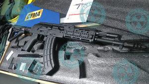 Airsoft Puska AK New Series CM076B Full Metal