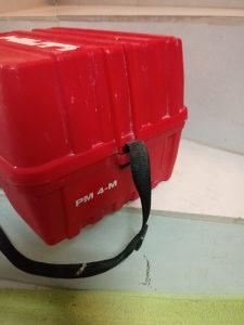 Kofer hilti za laser