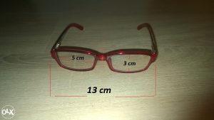 Naočale  Fabricio- dioptrija  (Okvir )