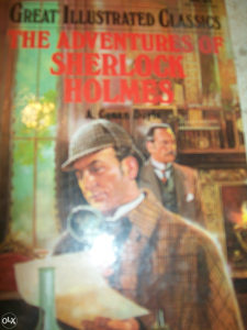 The adventure of Sherlock Holms A.Conan Doyle 238 str
