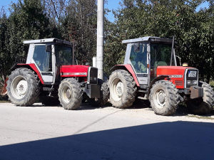 Traktor Massey