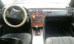 Mercedes Benz W210 E220 dizel