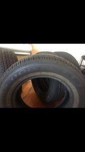 Ljetne gume goodyear korištene samo jednu sezonu