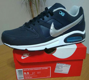 NIKE AIR MAX COMMAND PATIKE-TENE ORG. 749760 401