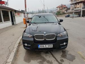 BMW X6 3.5d xdrive