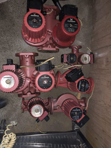 Grundfos pumpe