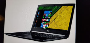 Aspire 5 laptop i7/12 Gb/256 ssd/