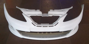 Prednji branik sa senzorom Original seat ibiza 08-