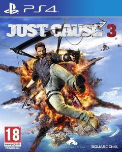 JUST CAUSE 3 PS4. DIGITALNA IGRA